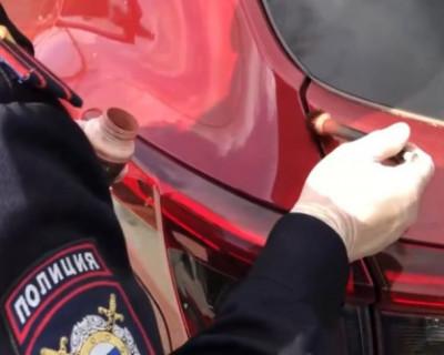 Крымчанин угнал машину своей матери и разбил ее в ДТП