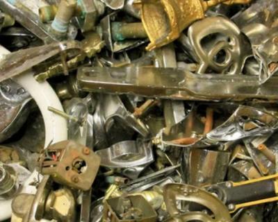 Крымчанин украл лом цветного металла