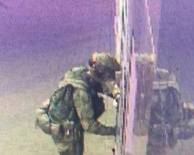 В Воронежской области задержали подозреваемого в нападении на здание полиции