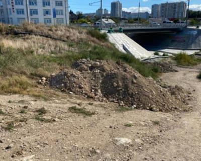 В Севастополе обнаружена незаконная свалка