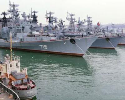 Избирательных участков на кораблях ЧФ РФ не будет