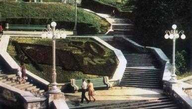 Синопская лестница - предмет гордости или позор федерального масштаба?