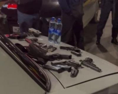 Неизвестные устроили массовую драку со стрельбой в Евпатории
