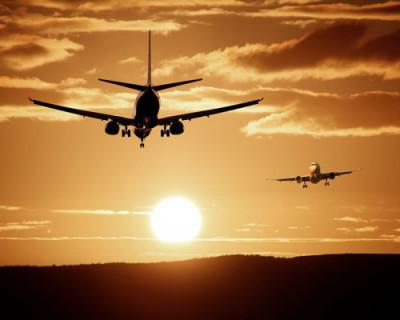 Куда летают россияне на самолетах