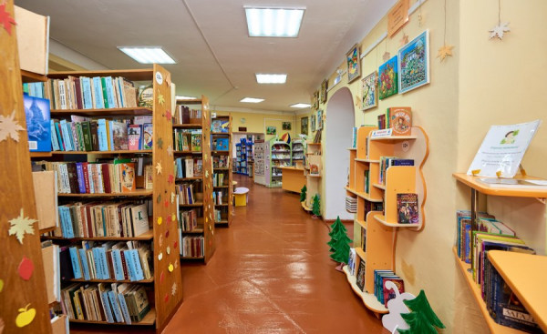 Севастопольская библиотека празднует 70-летний юбилей 1