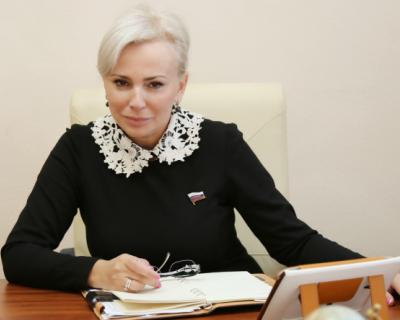 Сенатор Ольга Ковитиди предложила защитить права крымских производителей