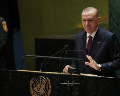 Эрдоган опять взялся за старое