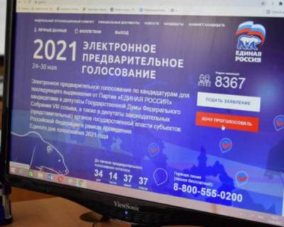 Следующие выборы президента РФ пройдут в онлайн-формате