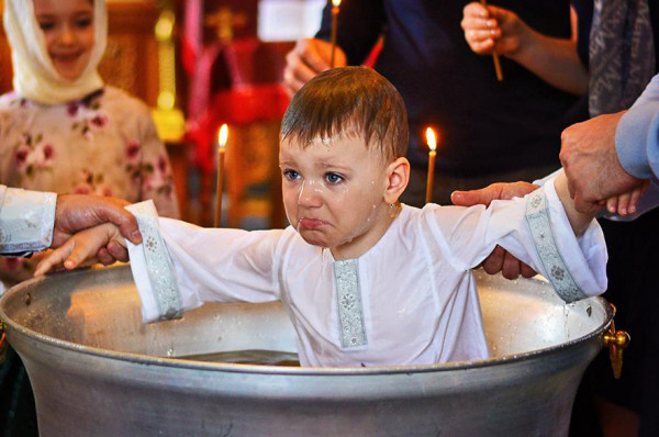 Таинство Крещения 6