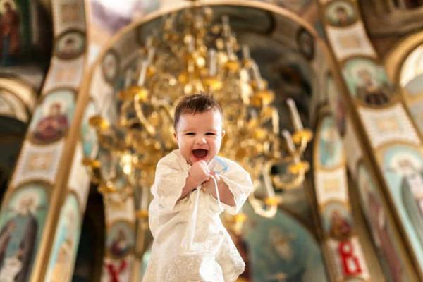 Таинство Крещения 7