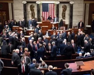 Конгресс США вводит санкции в отношении 35 граждан России