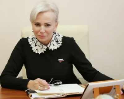Ольга Ковитиди: «Зеленский — всего лишь инструмент в большой геополитической игре»