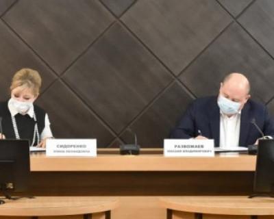 Правительство Севастополя и АНО «Платформа для работы с обращениями предпринимателей» подписали соглашение о сотрудничестве