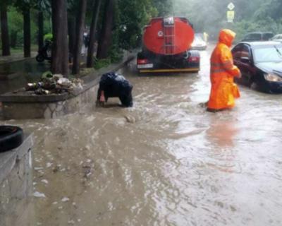 Ялта получит 93 млн рублей на компенсацию гражданам, пострадавшим от потопа