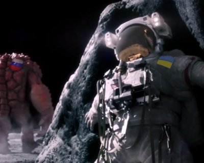 Видео дня. Украина решила вернуть Крым (смешное видео)