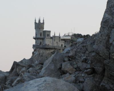 В Крыму побывало рекордное количество туристов