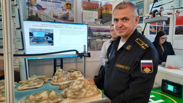 В Севастополе открылся Международный форум изобретений 14