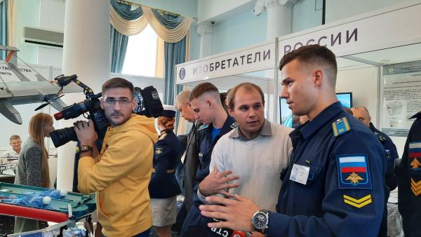 В Севастополе открылся Международный форум изобретений 10