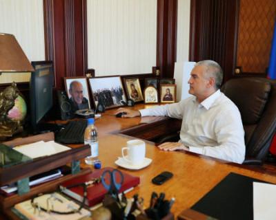 Глава Крыма: «Для представителей власти интернет стал эффективным инструментом»