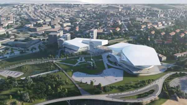 В Севастополе показали, как будет выглядить обновленный мыс Хрустальный  3