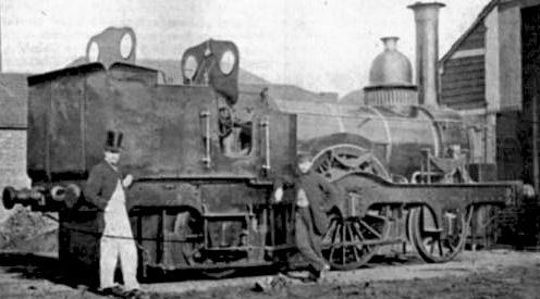 Английская железная дорога в Севастополе 8