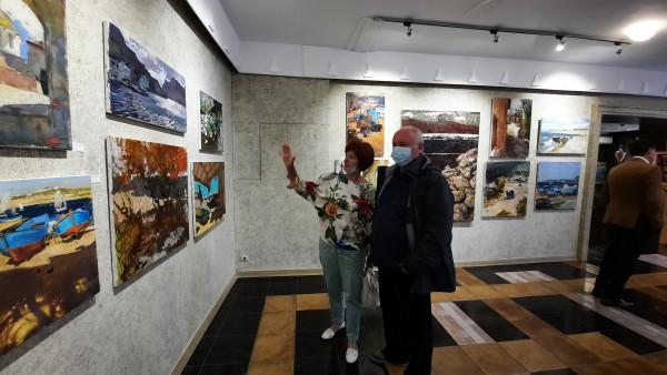В Севастополе подвели итоги 24-го традиционного пленэра 2
