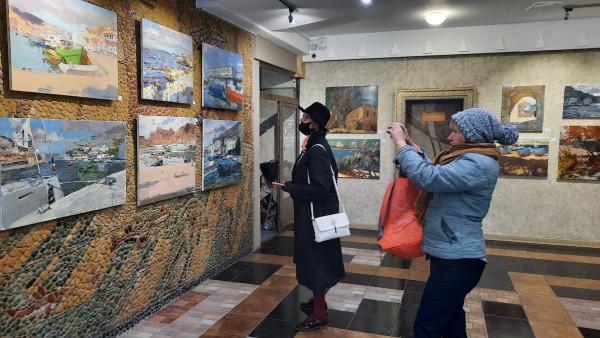 В Севастополе подвели итоги 24-го традиционного пленэра 7