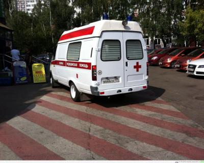 """""""Только 1 из 30 бригад """"Скорой помощи"""" работает в Гагаринском районе"""""""