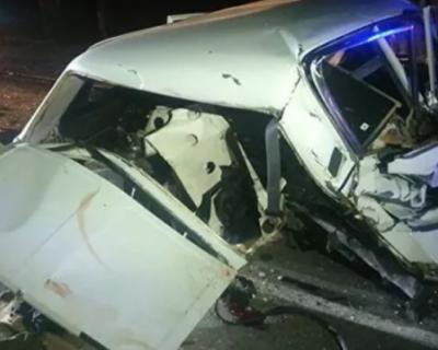 В ДТП на трассе Белогорск – Феодосия пострадали два человека