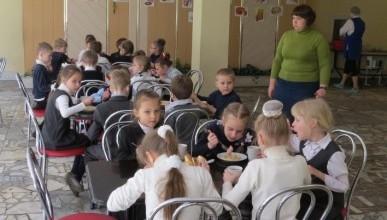 Школьные столовые. Чем детей в Севастополе кормят? (фото)