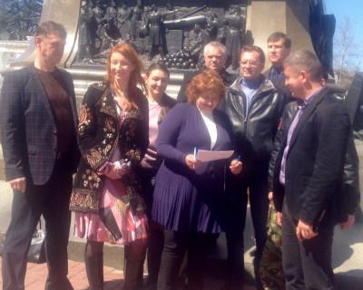 Открытое обращение общественных организаций Севастополя по факту нападения на журналиста (фото, видео)