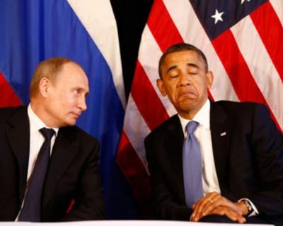 На сколько Владимир Путин зарабатывает меньше Барака Обамы?