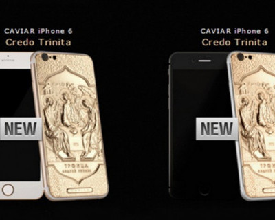 Срочно! Вышел первый православный iPhone 6