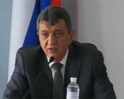 Выступление Сергея Меняйло на последнем заседании законодательного собрания от 10 сентября.