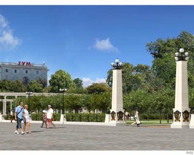 Как вам такая идея? На месте бывшей танцплощадки «Ивушка» в Севастополе планируется создать многофункциональный амфитеатр