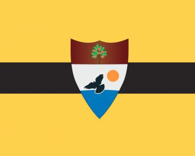 В центре Европы появилось новое государство (карта, флаг, герб)