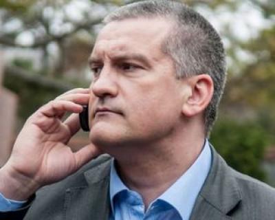 Кому глава Крыма Сергей Аксёнов дал свой личный номер телефона?