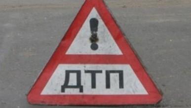 Вчера 16 сентября 2014 года, в районе перешейка Острякова — Хрусталева произошло ДТП с участием мотоцикла и авто. (видео)
