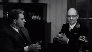 Видео дня: Яценюк и Кличко побывали в гостях у Штирлица