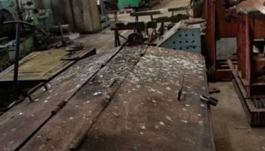 """Что осталось от Судоремонтного завода """"Южный"""" (уникальные фото)"""