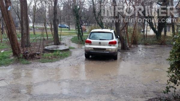 ефремова лужи ливень Севастополь
